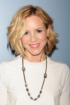 images maria bello haircut | Maria Bello's Short Hairstyles