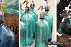 Decor inspiration. Vintage finds for the kitchen