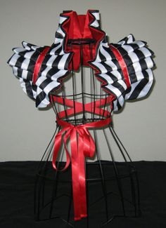 Cosplay  Dramatic  Moulin rouge Bolero Wrap by TheFashionVault