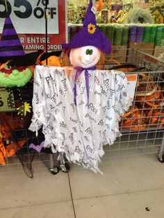 awesome halloween decorations at ac moore