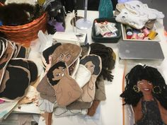 Sage, Workshop, Dolls, Anime, Baby Dolls, Atelier, Salvia, Work Shop Garage, Puppet