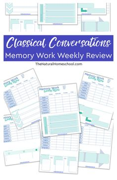 Classical Conversations Printable Memory Work Weekly Review & Presentations Plan Come and take a look at how this Classical Conversations Printable Memory Work Weekly Review & Presentations Plan works! #classicalconversations #homeschool #classicalconversationsprintable #classicalconversationmemorywork Classical Education, Gifted Education, Montessori Elementary, How To Start Homeschooling, Frugal Family, Areas Of Life, Homeschool Curriculum, Conversation, Presentation