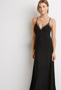 Strappy Maxi Dress | Forever 21 | #thelatest