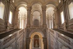 The Royal Palace of Caserta. Caserta, Italy. Adrian Baias on 500px
