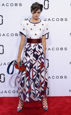 Kendall Jenner from Stars at New York Fashion Week Spring 2016   E! Online