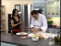 Carpaccio de higos con jamón, De plato en plato