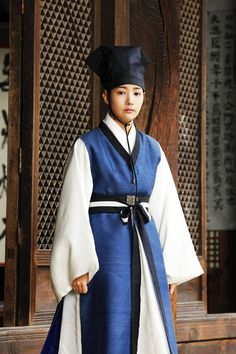Sungkyunkwan Scandal(Hangul:성균관 스캔들) is a 2010South Koreanfusionhistorical drama about a girl who disguises herself as a boy while attendingSungkyunkwan, theJoseon Dynasty's highest educational institute, where no women were allowed. Directed byKim Won-seokand written by Kim Tae-heebased onJung Eun-gwol's bestselling 2007 novelThe Lives of Sungkyunkwan Confucian Scholars,it stars Park Yoochun,Song Joong-ki,Yoo Ah-in, and Park Min-young.It aired onKBS2for 20 episodes. 박민영