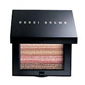 Bobbi Brown Shimmer Brick Compact - # Bronze This shimmering, brush-on powder creates a soft, warm pink glow. Works well with neutral and pink blush shades. Blush Makeup, Eye Makeup, Bobbi Brown Shimmer Brick, Five Bar, Luminous Colours, Buy Roses, Bronzer, John Lewis, Natural Makeup