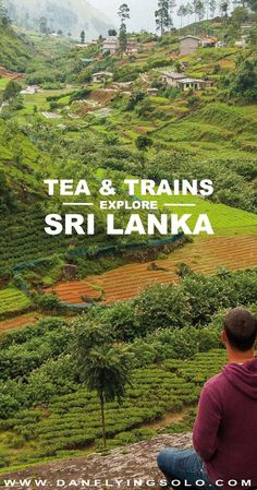 The breathtaking train from Kandy to Ella delivers you to Sri Lanka hill country. Tea plantations, rolling hills and a slower pace of life welcome you.