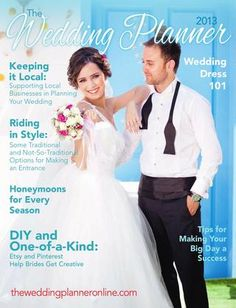 Read about wedding cakes being more than just desserts in the Wedding Planner 2013!