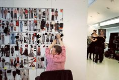 This winter, Tate Modern hosts an exhibition of behind-the-scenes photographs of the late fashion designer's last runway show.