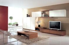 renkli-duvarlar tv ünitesi üst modül fikir