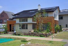 三井ホーム(株)は、今年4月に発売した環境配慮型注文住宅「green's(グリーンズ)」を核に、太陽光発電、太陽熱ソーラーシステム、家庭用燃料電池などの環境仕様の拡販に力を入れる。
