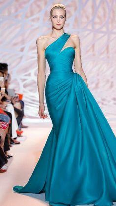 Elegant Zuhair Murad Gown