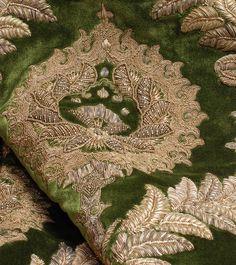Rossini couture fabric