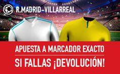 el forero jrvm y todos los bonos de deportes: sportium promocion Real Madrid vs Villarreal 13 en...