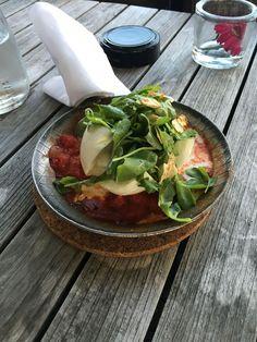 Burrata im Restaurant FISCHER in Inning am Ammersee. Lust Restaurants zu testen und Bewirtungskosten zurück erstatten lassen? https://www.testando.de/so-funktionierts