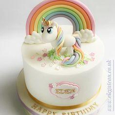 Savory magic cake with roasted peppers and tandoori - Clean Eating Snacks Unicorn Themed Birthday, Baby Birthday Cakes, Little Pony Cake, Baking With Kids, Novelty Cakes, Love Cake, Savoury Cake, Celebration Cakes, Cake Art