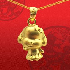 Product categories Chinese New Year Gift Ideas - Lao Feng Xiang Jewelry Canada Jewelry Canada, Chinese New Year Gifts, Dog Jewelry, Dog Years, Laos, Pendant Necklace, Gift Ideas, Christmas Ornaments, Holiday Decor