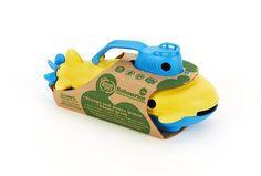 Green Toys SUBB-1032 - U-Boot, blauer Turm: Amazon.de: Spielzeug
