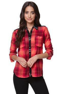 Hurley Hats, Board Shorts, and Hurley Hats, Plaid Pattern, Casual Looks, Denim, Shorts, Tees, Long Sleeve, Model, Cotton