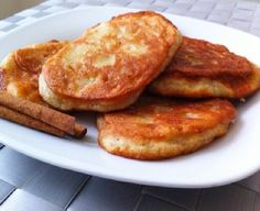 When you've got overripe bananas sitting on your kitchen counter, use them to make these delightful little ripe banana fritters the Jamaican way.
