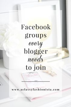 If there's one thing I've learned while being a blogger it's that we all need each other. Not only do we need each other's support to ge...