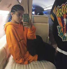Kylie Jenner Rocks Cornrows After Getting Slammed For Cultural Appropriation