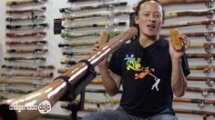 Adding a simple percussion instrument to your didgeridoo playing will add a whole new dimension to your sound. In this lesson, Sanshi shows you the first steps in playing with tapping sticks