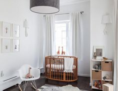 Gorgeous, Modern Nurseries
