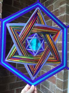 Yarn Crafts, Diy And Crafts, Arts And Crafts, God's Eye Craft, Worli Painting, Dream Catcher Art, Western Crafts, Dream Catcher Native American, Gods Eye