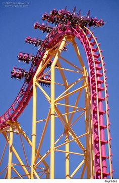 X2 @ Six Flags Magic Mountain - Anaheim, CA (flying coaster with rotating seats).