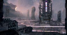 Engine City by bzartt on DeviantArt