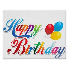 Happy Birthday Wishes For Him, Happy Birthday Signs, Birthday Wishes Cards, Happy Birthday Images, Happy Birthday Greetings, Birthday Pictures, Happy Birthday Balloons, Birthday Banner Background Hd, Birthday Card Maker