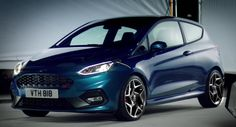 Say Hello To The All-New 2018 Ford Fiesta ST Hot Hatch