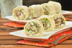 Burrito-sushi. Así es como llamo a esta manera de servir este snack que a todas nos gusta. El tradicional sólo que más original ;)
