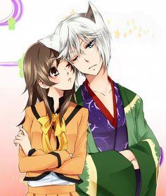 Nanami and Tomoe, Kamisama Hajimemashita,