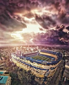 "MotherSoccer on Twitter: ""Estadio Alberto J. Armando, La Bombonera, Boca Juniors #BocaJrs #BuenosAires #Argentina #LaBombonera… """