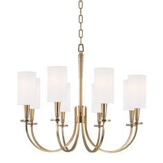 Mason Chandelier | Hudson Valley Lighting