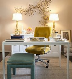 Home office at Maison M.Y.