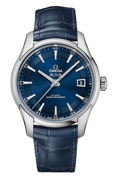 A new watch from Omega aids Orbis medical care