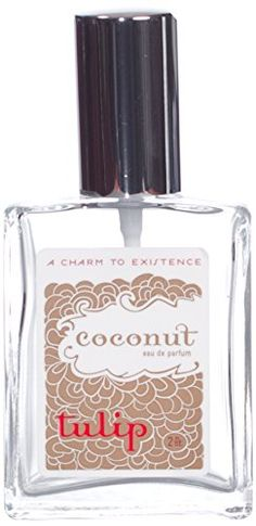 Tulip Perfume Classic Eau De Parfum, Coconut, 2 Ounce Tulip Perfume http://www.amazon.com/dp/B0099YSKWI/ref=cm_sw_r_pi_dp_EW7.wb02927D8