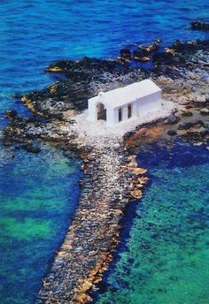 St. Nicholas Chapel, Georgioupolis, Chania | Crete, Greece.