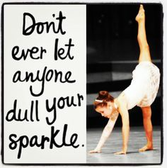 Don't ever let anyone dull your sparkle! Get some new dance attire or take some dance lessons at Loretta's in Keego Harbor, MI! If you'd like more information just give us a call at (248) 738-9496 or visit our website www.lorettasdanceboutique.com!