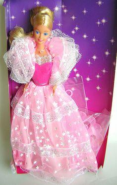 Dream Glow Barbie - I loved her