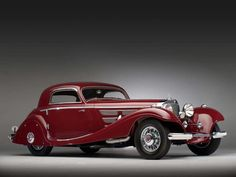 1936 Mercedes Benz 540 K Special Coupe Maintenance/restoration of old/vintage vehicles: the material for new cogs/casters/gears/pads could be cast polyamide which I (Cast polyamide) can produce. My contact: tatjana.alic@windowslive.com