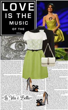 """Selena Gomez"" by hannahrox313 on Polyvore"