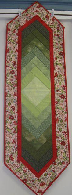 .com/itm/Quilt-As-you-Go-Quilting-PATTERN-Braid-Table-Runner-Quilted ...