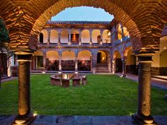Top hotels in South America