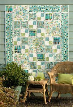 ~ Martingale - Bloom Creek Quilts (Print version + eBook bundle)